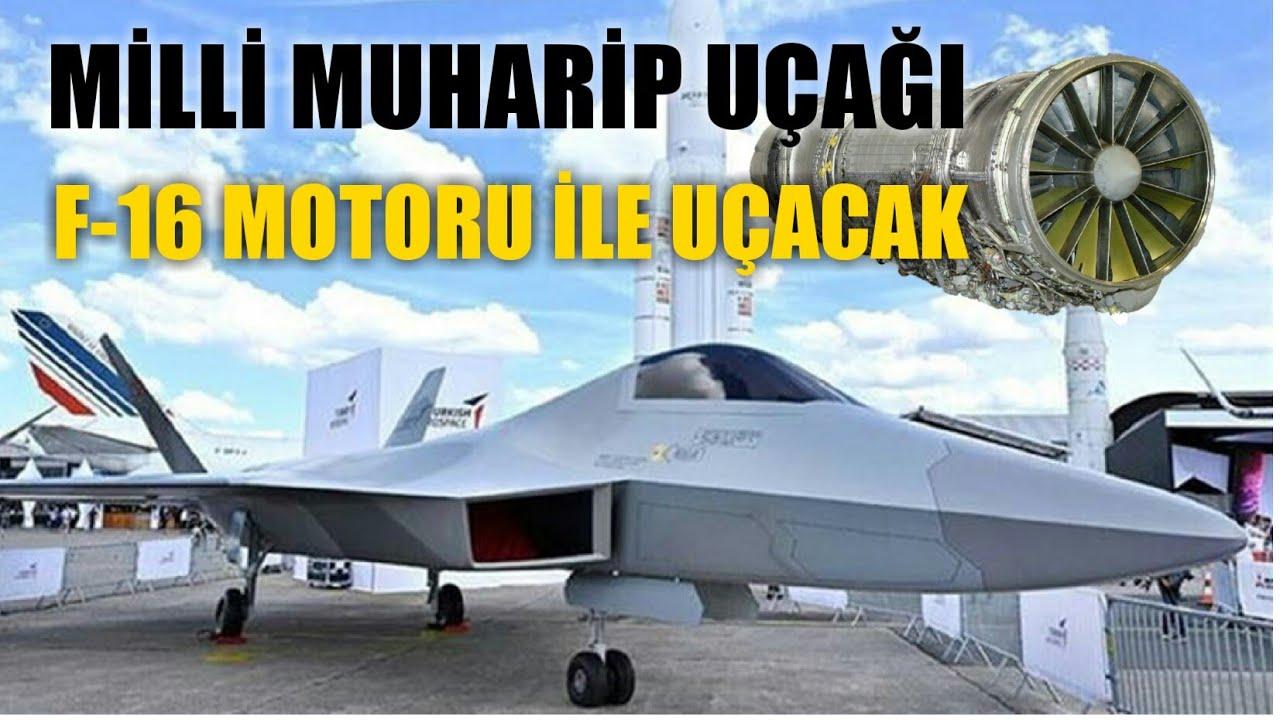 Türkiye savaş uçağı motoru üretebilir mi?