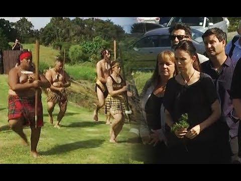 PM Jacinda Ardern and Government welcomed on to Karetu Marae