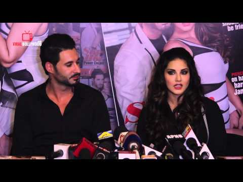 Question Answer Session | Sunny Leone and Daniel Weber | Mandate Magazine 2015 | Part 01