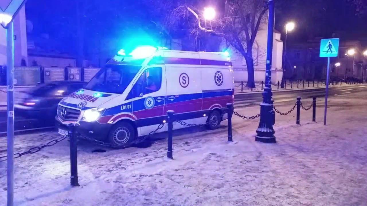 Jedna osoba nie żyje po ataku nożownika w Lublinie, 24.02.2018