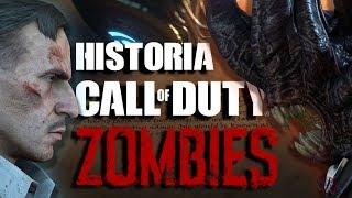 Historia de CoD Zombies hasta Black Ops 4