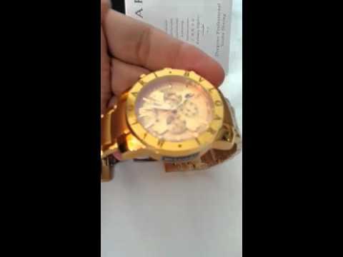 83d51646bde Relogio Bvlgari Ouro primeira linha 1.1. Importados Miami