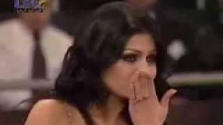 Repeat youtube video Haifa Wehbe Pleure / haifa wehbe cry