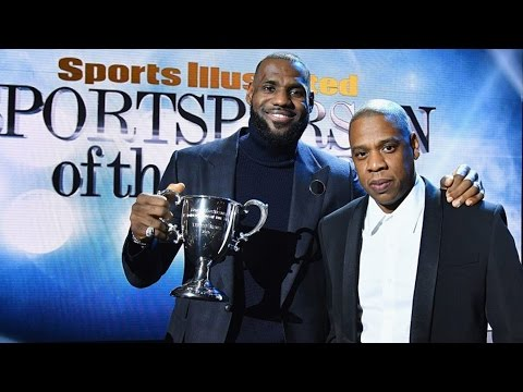Jay-Z BLASTS LeBron James Hater