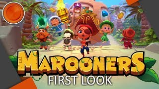 First Look - Marooners - Xbox One