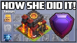 LEVEL 1 Troops in LEGEND LEAGUE! Clash of Clans