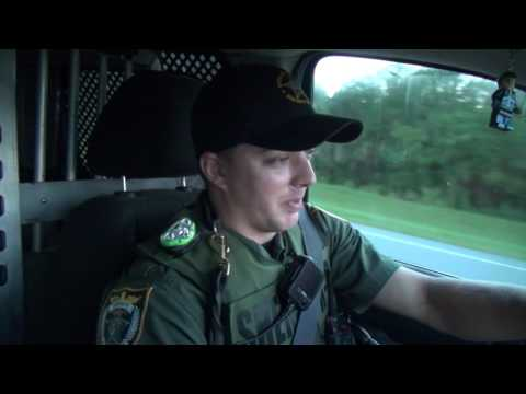 Riding Shot Gun with Brevard County Sheriff's Office