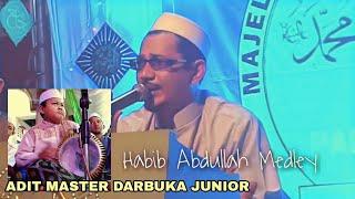 Medley di Rawa Gula Habib Abdullah Bin Ali Al Athos