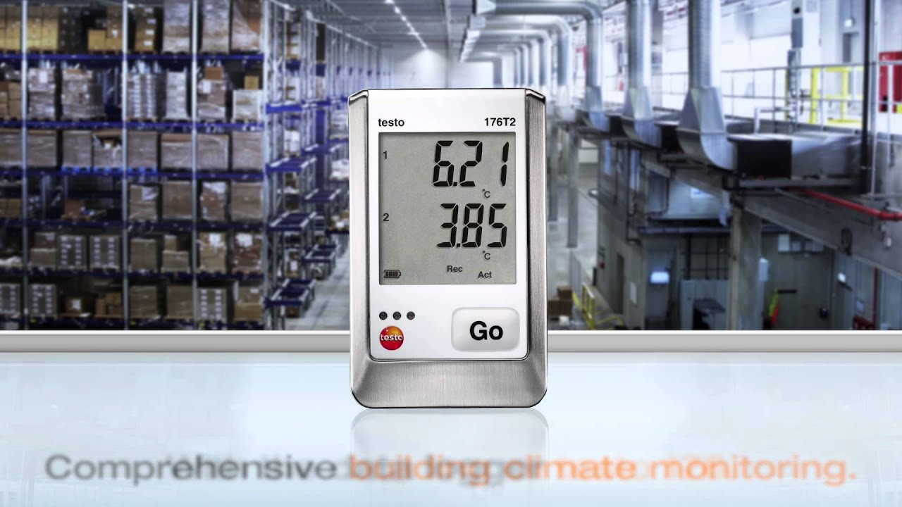 Monitoring Temperature And Humdity In Warehouse Storage