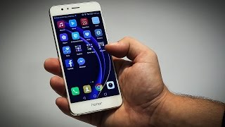 Huawei Honor 8 Unboxing And Review (Greek)