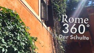 Rome 360° (Slow Motion)