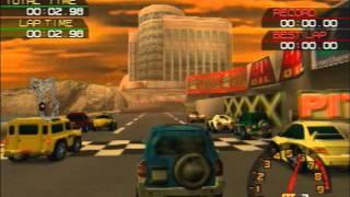 [PS2] Gadget Racers Gameplay