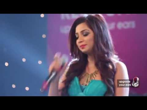 Jaadu Hai Nasha Hai by Shreya Ghoshal live at Sony Project Resound  by mamunsarker57
