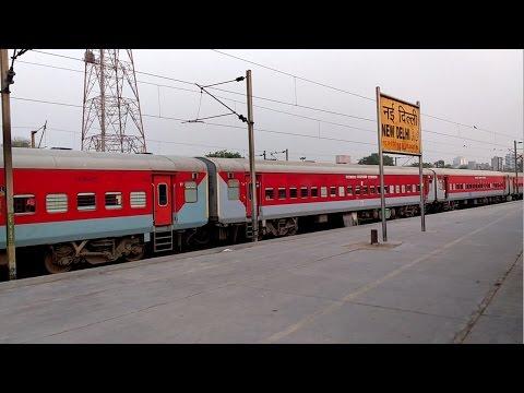 || Haridwar Trip || Part # 1.2 || New Delhi to Roorkee || Jan Shatabdi Express || Indian Railways ||