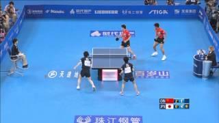 World Team Classic Highlights: Koki Niwa Kenta Matsudaira-Zhang Jike Wang Hao