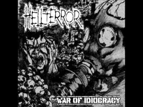 HELLTERROR  (malaysia) 'kau gila' off the 2010 demo ''war of idiocracy''
