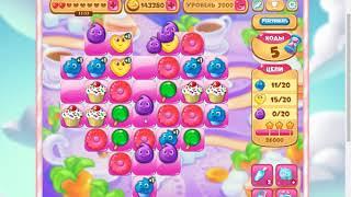 3000 уровень в игре Долина сладостей