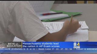Massachusetts Students Lead Nation In AP Exam Scores