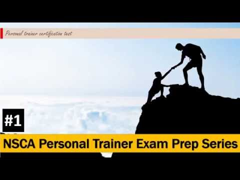 nsca-personal-trainer-exam-prep-series-#1