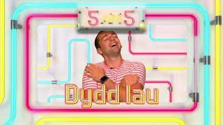5am5 Dydd Iau - Cwestiynau
