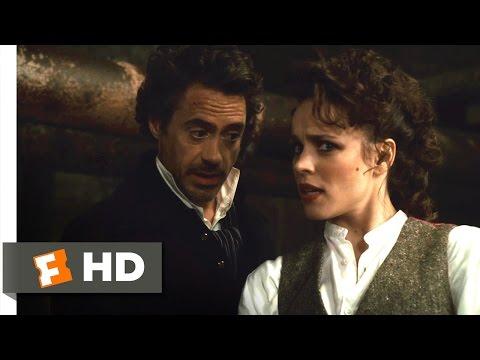Sherlock Holmes (2009) - Race Against the Clock Scene (8/10)   Movieclips