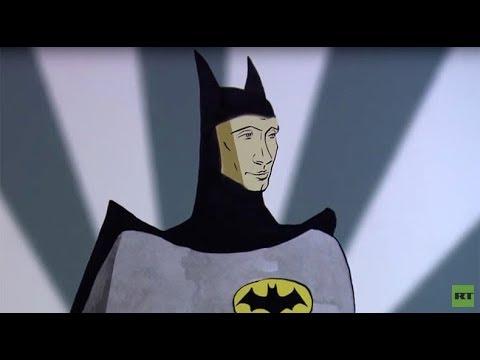RT: HOLY BATMAN!   Bat-signal lights the sky in Berlin as Batman turns 80 [2019]