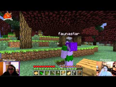 Flora and Fauna on Forgecraft 2 - STREAM