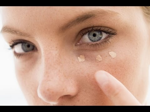 HOW TO:  APPLY CONCEALER