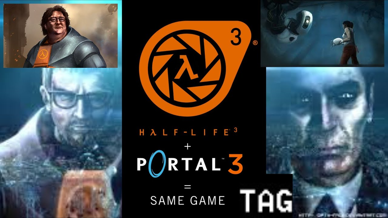 Half life 3 and portal 3 theories youtube for 3 portals