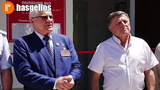 В Хасавюрте открыт опорный участковый пункт полиции