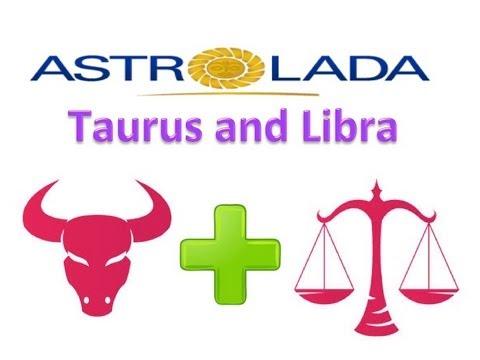 libra and taurus working relationship