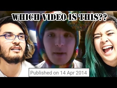 How Well Can You Guess Your Old Videos?? (ft. akidearest)