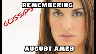 Remembering August Ames