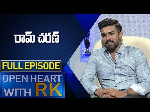 Ram Charan | Open Heart With RK | Full Episode | ABN Telugu