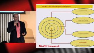 Source of peace and applying it to organizations: Madar Apte at TEDxHayward