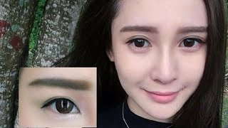 Yumi Wong Eye Makeup Tutorial  ♡ SYLVIA EASTER
