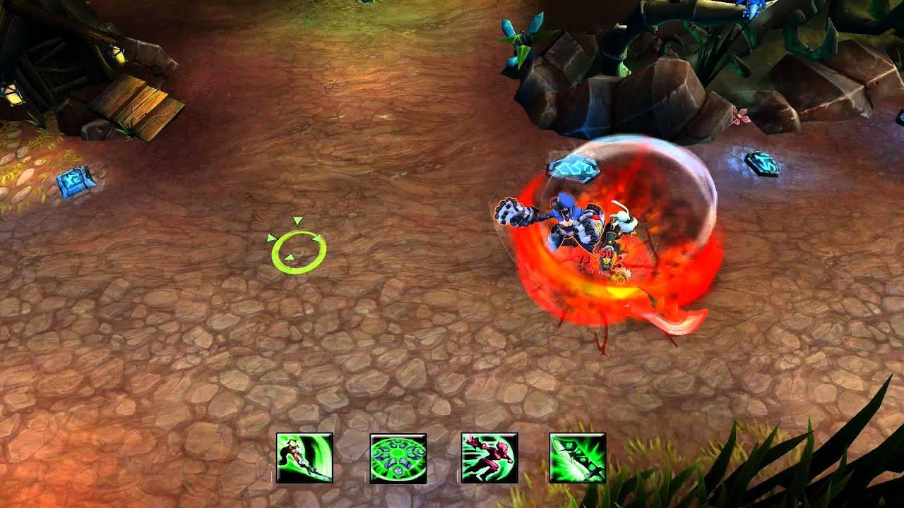 Full Dragonblade Riven