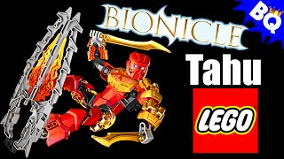 LEGO Bionicle Tahu Master of Fire 70787 Review