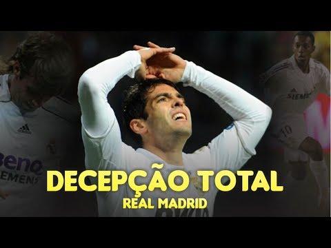 5 JOGADORES que foram uma DECEPÇÃO para o REAL MADRID thumbnail