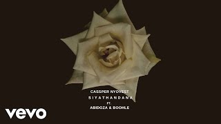Cassper Nyovest - Siyathandana (Visualizer) ft. Abidoza, Boohle