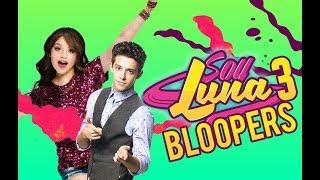 Soy Luna 3 - Bloopers