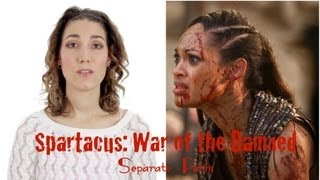 "Spartacus Season 3 Episode 8 Review ""Separate Paths"""