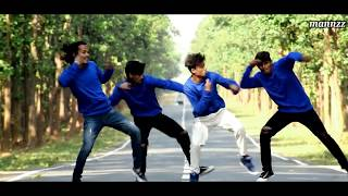 Vishal choreography -  nagpuri video dance cover || Mannzz production