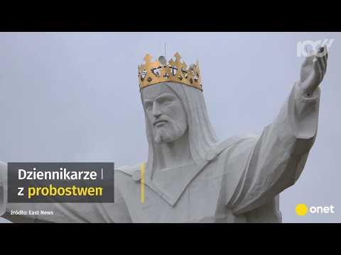 Jezus ze Świebodzina nadaje internet! Parafia odpiera zarzuty! | Onet100