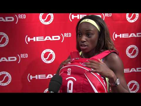 HEAD Tour TV: HEAD and Sloane Stephens partner with RED event