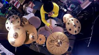 Twenty One Pilots - Pet Cheetah (Drum Cover) - Brendan Shea