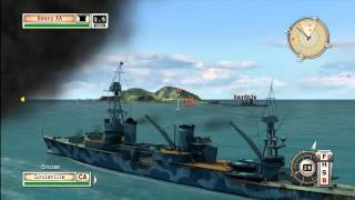 Battlestations Midway Gameplay Online Solomon Islands