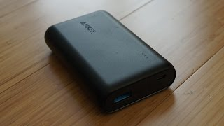 Anker Powercore 10000 QC Review