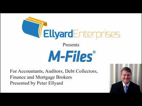 M-Files 2018 for Accountants