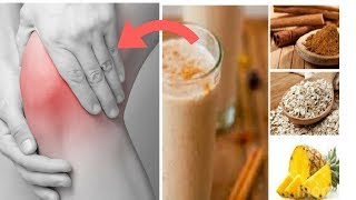 I'm 50 Years Old And This Drink Helped Me Eliminate Knee And Joint Pain In Just 5 Days!